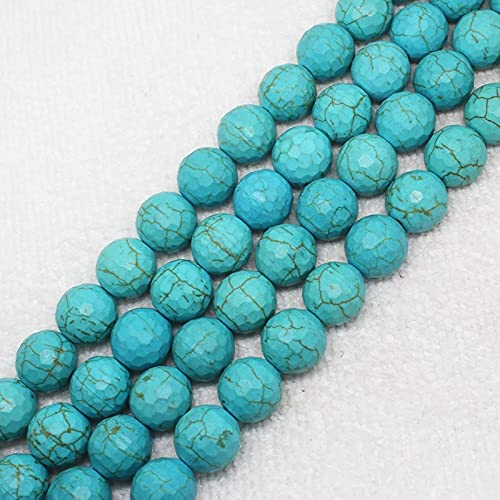 BDI058733 Beadings 4-14mm 35% OFF Faceted Turquoises Bead15