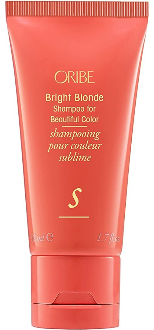 反映する木曜日吐くBright Blonde Shampoo for Beautiful Color