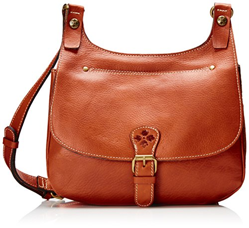 Patricia Nash London Saddle Bag, Tan