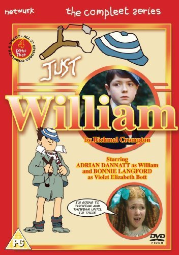 Just William - Complete Series (4 DVDs)