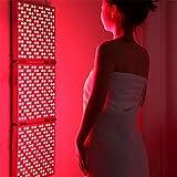 XISURE Luce Rossa Luce a Raggi infrarossi 45W, 660nm Red & 850nm Vicino infrarosso per la Pelle Removal ringiovanimento grinza Bellezza, Joint Dolore Muscolare, Migliorare la circolazione sanguigna