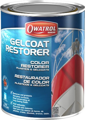 Owatrol Marine Gelcoat Restorer 1 Liter