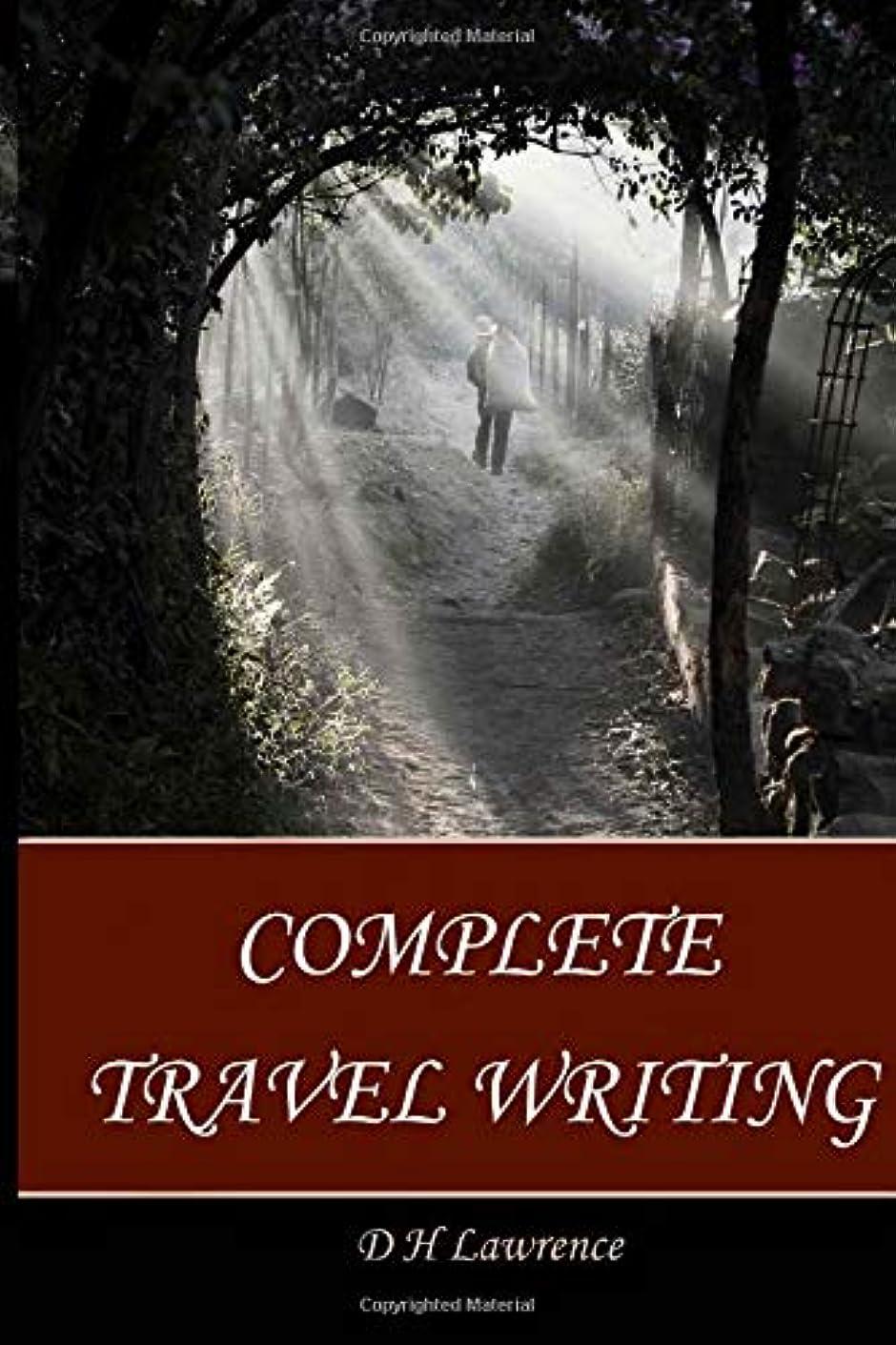 分類慈悲D H Lawrence Complete Travel Writing