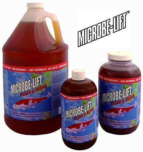 MICROBE-LIFT - Gesundheitsprodukte für Teichfische, Größe 500 ml