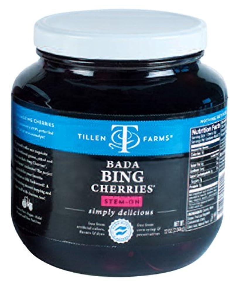 Tillen Farms Cherries, Bada Bing, 72 Ounce
