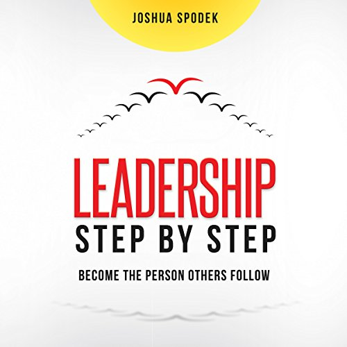 Leadership Step by Step audiobook cover art