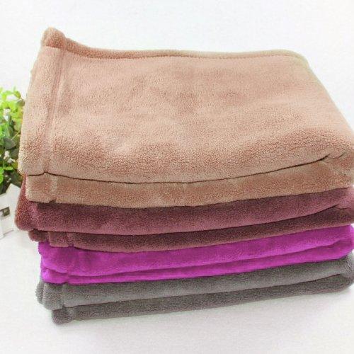 2 Stück Fleece Blanket für Hunde und Katzen