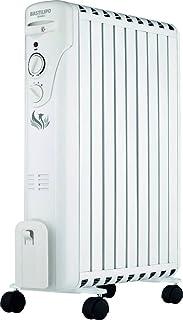 Bastilipo FÉNIX-2000 Radiador de Aceite Bajo Consumo, 2000 W, Acero, Blanco