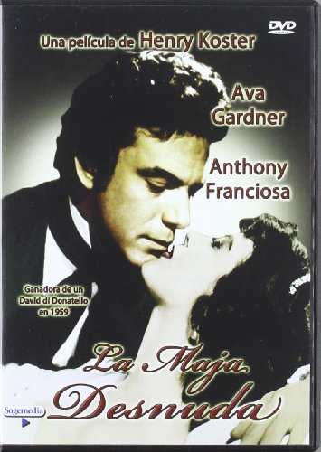 La Maja Desnuda [DVD]