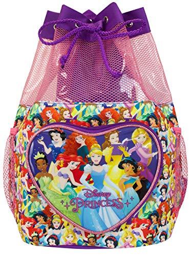 Disney Bolsa de Natación para Niños Princessa