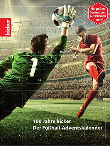 Der Kicker Adventskalender, 200 g