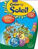 Cahier Soleil : Du CE2 vers le CM1