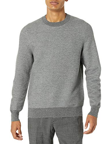 Theory Mens,Heavyweight Cashmere Sweater,Boland Crew