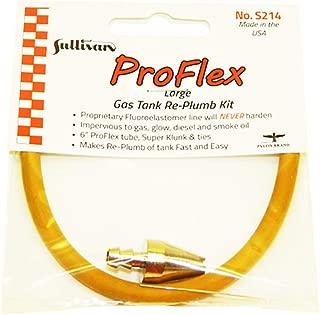 Sullivan Products Large Gas Tank Re-Plumb Kit, SUL214