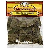 El Guapo Avocado Leaves, 0.25-ounce Herbal Tea Healthy Face Hair Nail