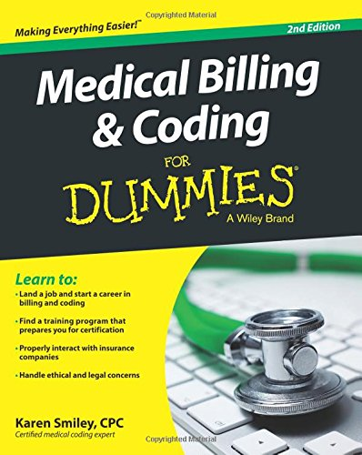 Download Medical Billing and Coding For Dummies, 2nd Edition 1118982541