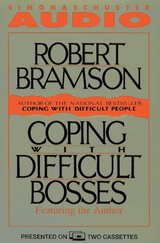Coping with Difficult Bosses CST