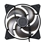 Cooler Master MasterFan Pro 140 Air Pressure- 140mm Static Pressure Black Case Fan,  Computer Cases CPU Coolers and Radiators