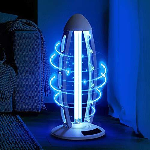Lampara UV - C Germicida Ozono. Lampara desinfectante Dormitorio, Cocina, Lampara UV, Lampara purificadora de aire