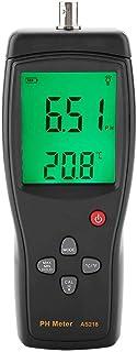 PH Mètre, Akozon AS218 PH Testeur Numérique Acidity Meter 0.00~14.00pH Instrument de Mesure de l'humidité Laboratoire