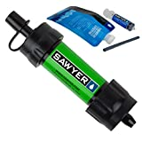 SAWYER PRODUCTS Mini système de Filtration d'eau, Mixte, Green, n/a
