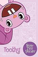 Happy Tree Friends 150ピースミニパズル Toothy(トゥーシー) 150-267