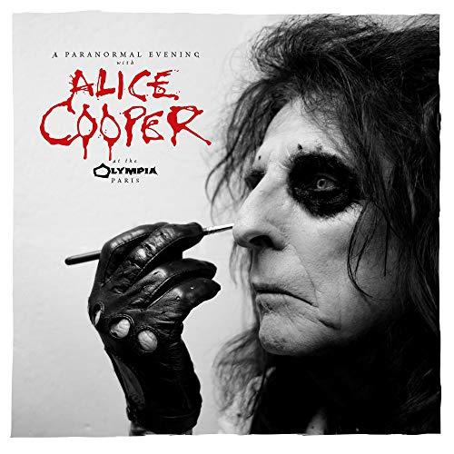 Alice Cooper - A Paranormal Evening at the Olympia Paris (Live) [2LP+DL] [Vinyl LP]