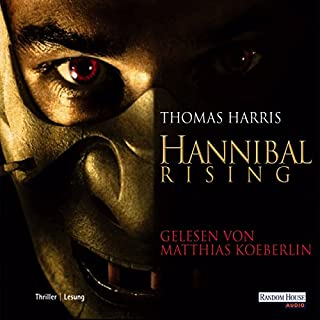 Hannibal Rising Titelbild