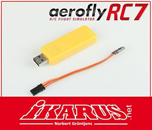 USB-Interfaceset für HoTT und den aeroflyRC7