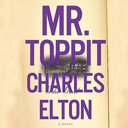 Mr. Toppit audiobook cover art