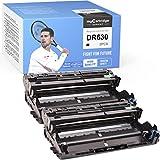 myCartridge SUPRINT Compatible Toner Cartridge Replacement for Brother DR630 DR 630 DR-630 MFC-L2700DW MFC-L2740DW MFC-L2720DW DCP-L2540DW DCP-L2520DW HL-L2300D HL-L2320D HL-L2340DW HL-L2380DW 2 Pack