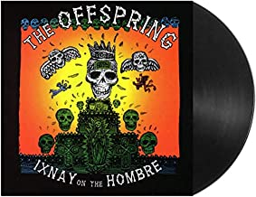Ixnay On The Hombre Exclusive Limited Edition 180Gram Vinyl [Condition-VG+NM]