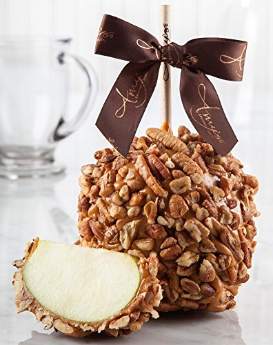 Butter Pecan Caramel Apple