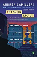Death in Sicily: The First Three Novels in the Inspector Montalbano Series--The Shape of Water; The Terra-Cotta Dog; The Snack Thief (An Inspector Montalbano Mystery)