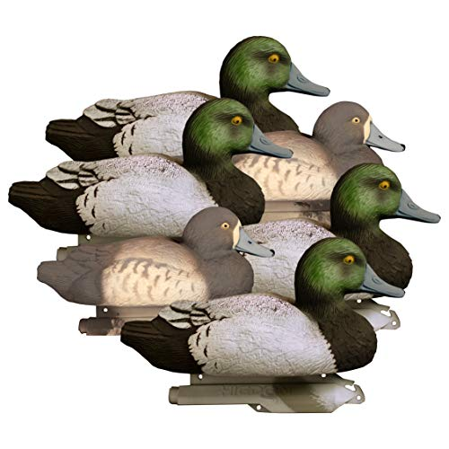 Higdon Outdoors Standard Bluebill Decoys, Foam Filled