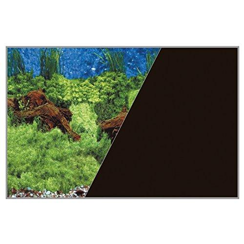 Zolux. Fond Rouleau déco Racine/Noir cm. 40 x 15-accessori pour Aquarium, Multicolore, Unique