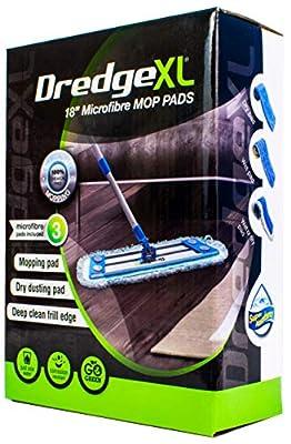 18 Inch Microfiber mop Pads