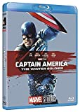 Captain America The Winter Soldier 10° Anniversario Marvel Studios (Blu Ray)