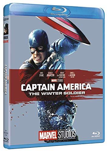 Captain America - The Winter Soldier (Edizione Marvel Studios 10 Anniversario) (1 BLU-RAY)