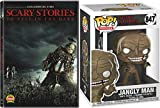 Jangly Horror Scary Stories To Tell In The Dark Movie + Pop Man Figure Collectible Pack Get your scare on