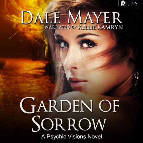 Garden of Sorrow audiobook cover art