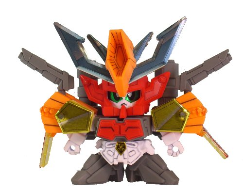 Guren Gundam - Kirahagane Gokusai - (SD GUNDAM BB 189) Plastic Model Construction Kit