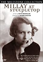 Millay at Steepletop [DVD]