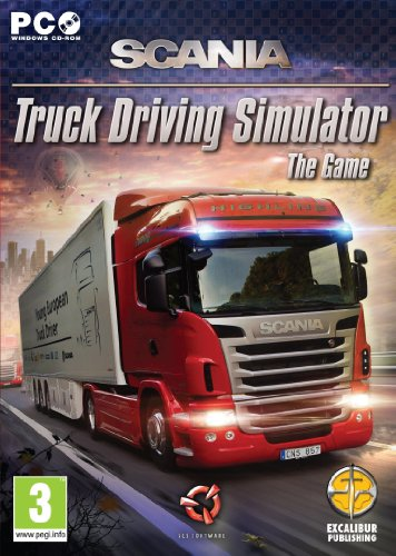 Scania Truck Driving Simulator - The Game (PC CD) [UK Import]