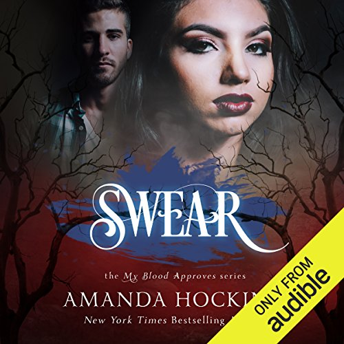 Swear audiobook cover art