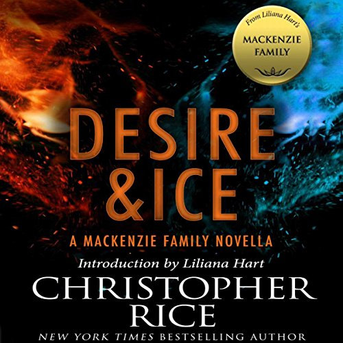 Desire & Ice cover art