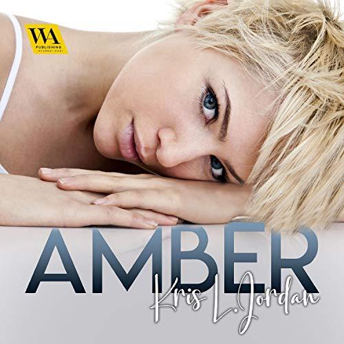 Diseño de la portada del título Amber