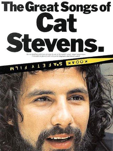 The Great Songs Of Cat Stevens (Album): Noten für Gesang, Klavier (Gitarre)
