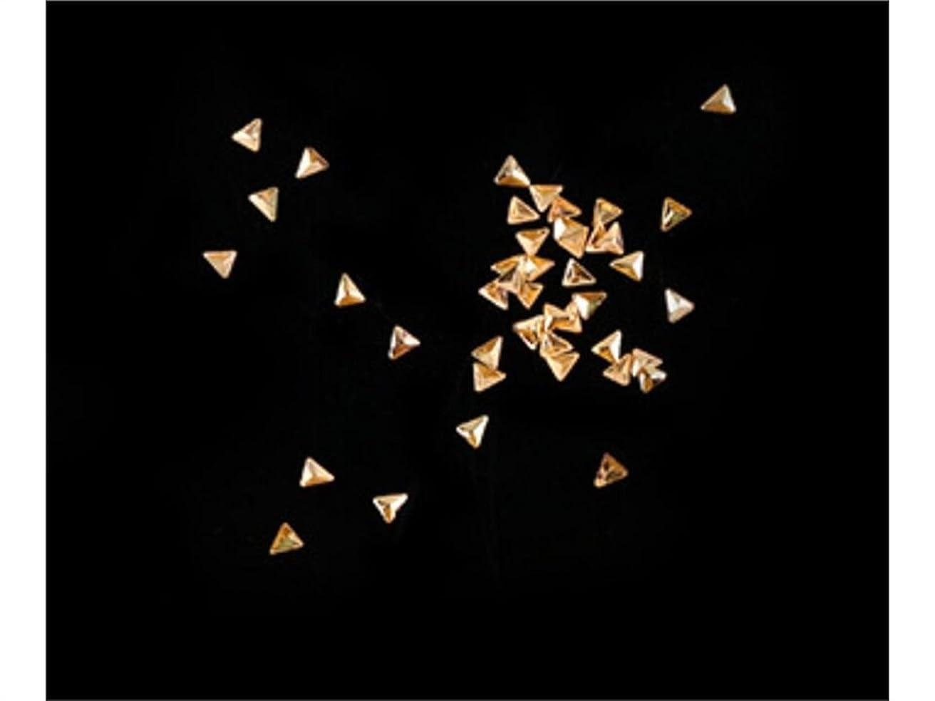 金曜日抜本的な鉛Osize Giltterスタームーンリベット混合ストリップストライプネイルアートステッカーデカールアクセサリーマニキュアDIYツール(ゴールデン)