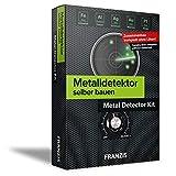 Franzis 67053 Metalldetektor selber Bauen: Bugging Device Kit